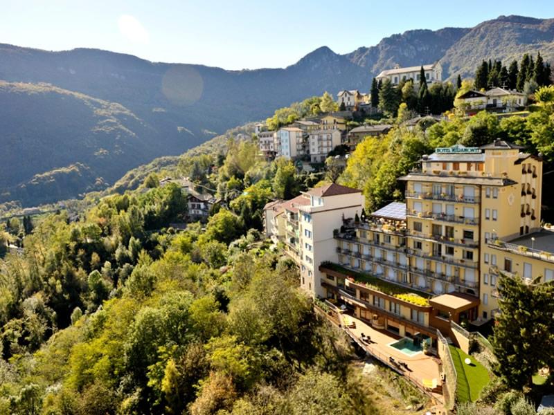 Hotel Miramonti Resort And Spa Rota D Imagna Bg